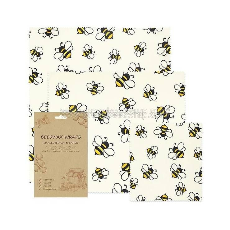 Beeswax Wrapping Paper